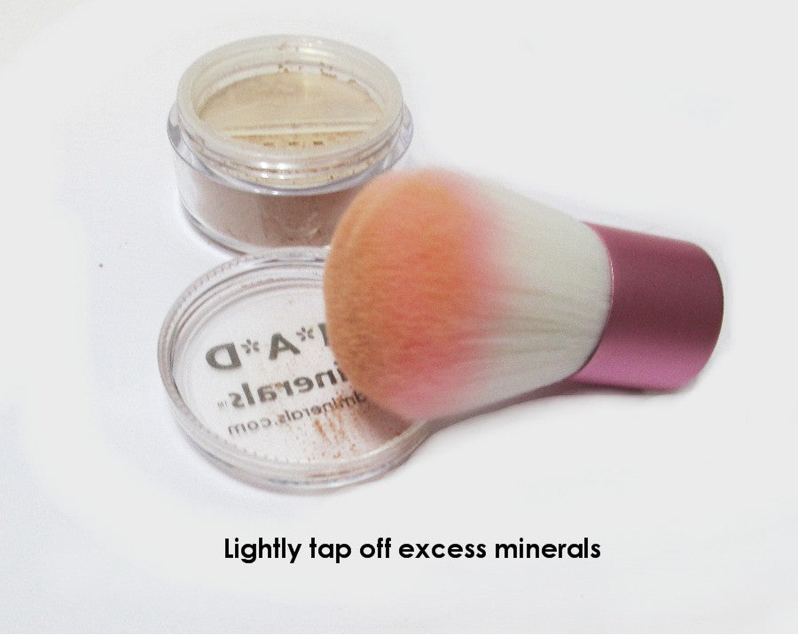 TAP OFF EXCESS INTO CAP