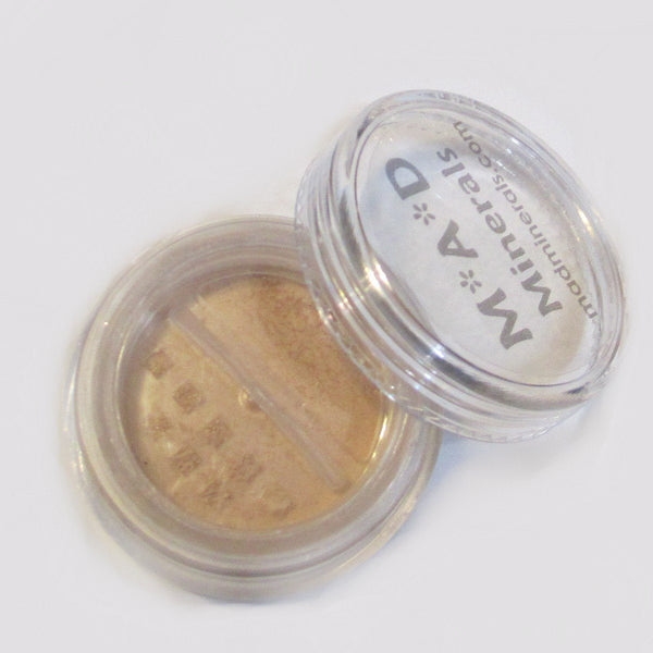 10 GRAM CLEAR COSMETIC JAR WITH SIFTER OPTION