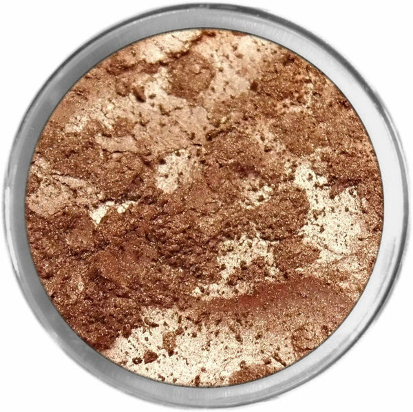 AMBER GOLD Multi-Use Loose Mineral Powder Pigment Color Save  View   More Duplicate