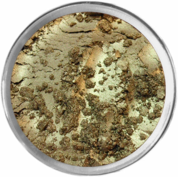ANCIENT GOLD Multi-Use Loose Mineral Powder Pigment Color Loose Mineral Multi-Use Colors M*A*D Minerals Makeup