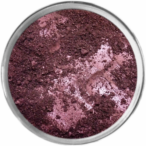 BLACK CHERRY Multi-Use Loose Mineral Powder Pigment Color Loose Mineral Multi-Use Colors M*A*D Minerals Makeup