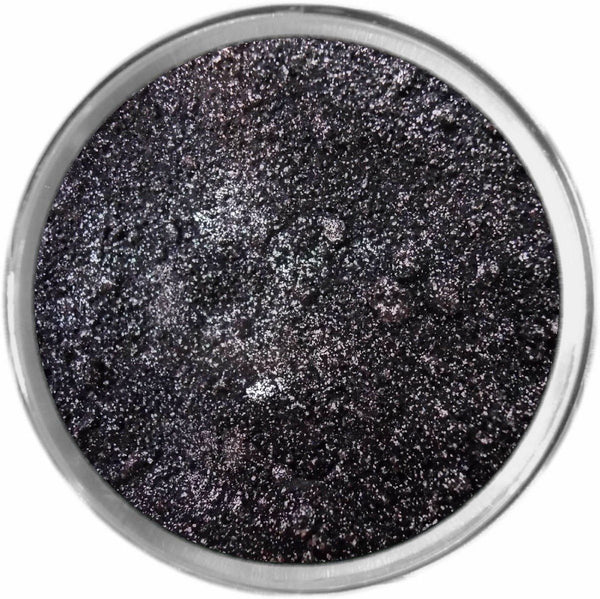 BLACK ICE Multi-Use Loose Mineral Powder Pigment Color Loose Mineral Multi-Use Colors M*A*D Minerals Makeup