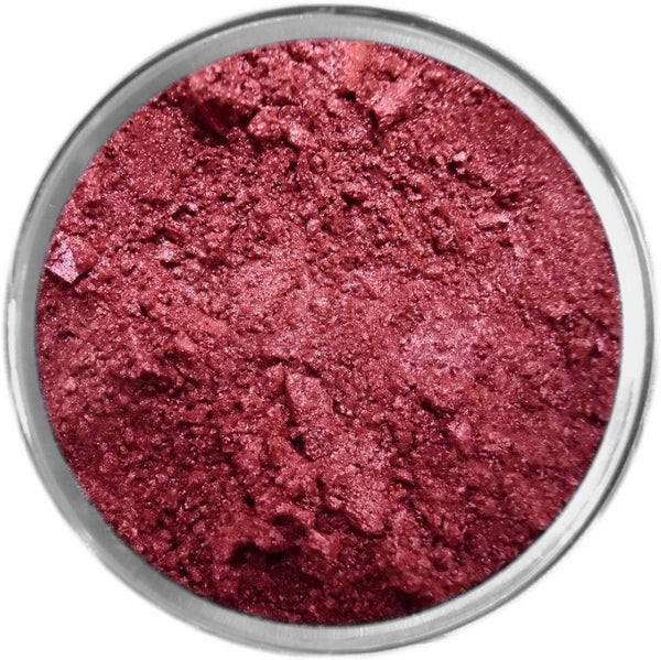 BORDEAUX Multi-Use Loose Mineral Powder Pigment Color Loose Mineral Multi-Use Colors M*A*D Minerals Makeup
