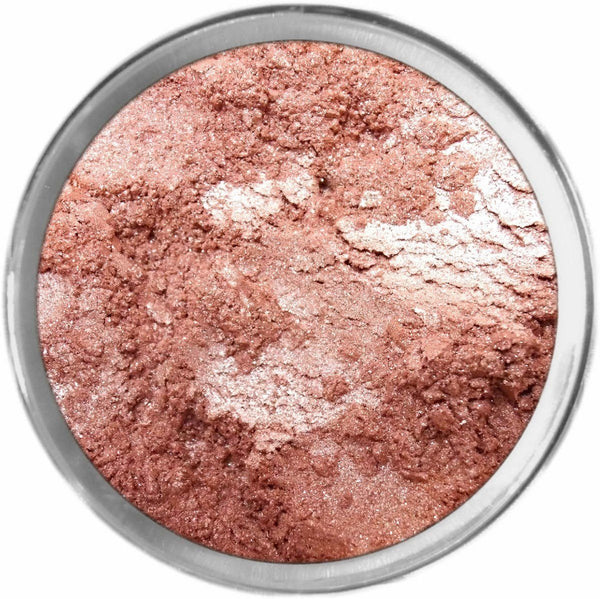 BRONZE GODDESS Multi-Use Loose Mineral Powder Pigment Color Loose Mineral Multi-Use Colors M*A*D Minerals Makeup