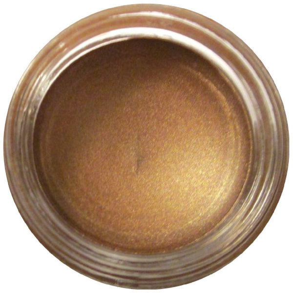 Bronze Frost Indelible Crease-Proof Smudge-Proof Water-Proof Creme Eye Shadow
