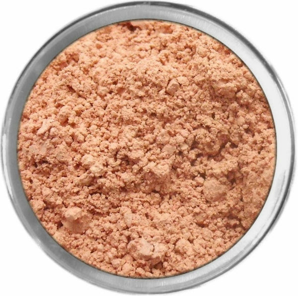 APRICOT MINERAL CORRECTOR loose mineral concealer correctors M*A*D Minerals Makeup MINERAL CONCEAL & CORRECT 1/4 tsp. Sample Baggy