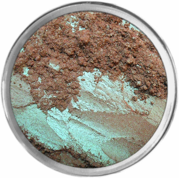 CHOC. MINT Multi-Use Loose Mineral Powder Pigment Color Loose Mineral Multi-Use Colors M*A*D Minerals Makeup