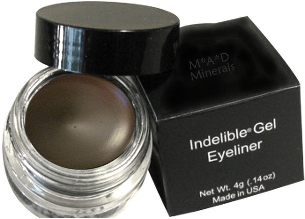 CHOCOLATE MOUSSE INDELIBLE GEL EYELINER