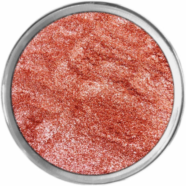 COPPER FOIL Multi-Use Loose Mineral Powder Pigment Color Loose Mineral Multi-Use Colors M*A*D Minerals Makeup