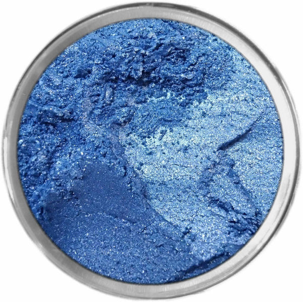 DIAMOND SAPPHIRE Multi-Use Loose Mineral Powder Pigment Color Loose Mineral Multi-Use Colors M*A*D Minerals Makeup