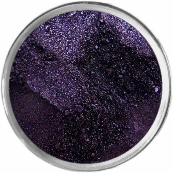 EGGPLANT Multi-Use Loose Mineral Powder Pigment Color Loose Mineral Multi-Use Colors M*A*D Minerals Makeup