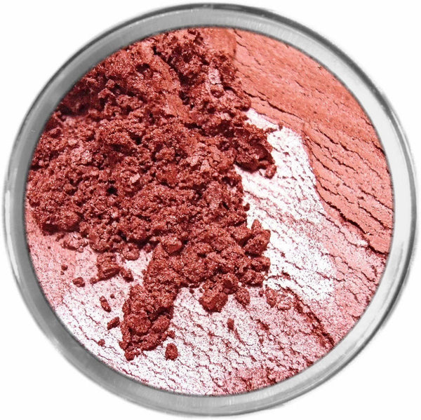 FIRE OPAL Multi-Use Loose Mineral Powder Pigment Color Loose Mineral Multi-Use Colors M*A*D Minerals Makeup