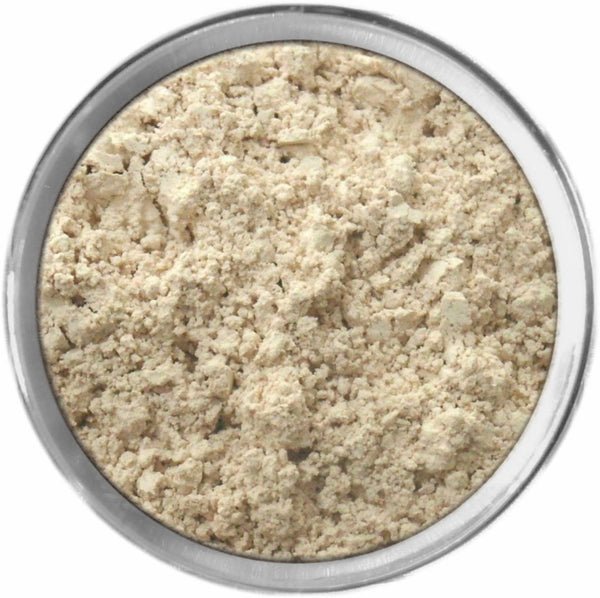 Fairly Light Mineral Foundation Loose Mineral Foundation M*A*D Minerals Makeup