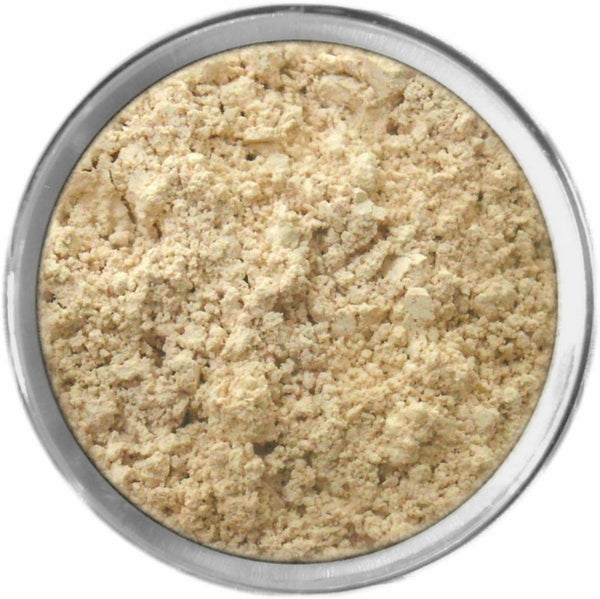 Natural Light Medium Mineral Foundation Loose Mineral Foundation M*A*D Minerals Makeup
