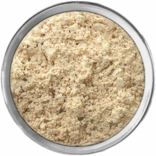 Natural Light Mineral Foundation Loose Mineral Foundation M*A*D Minerals Makeup