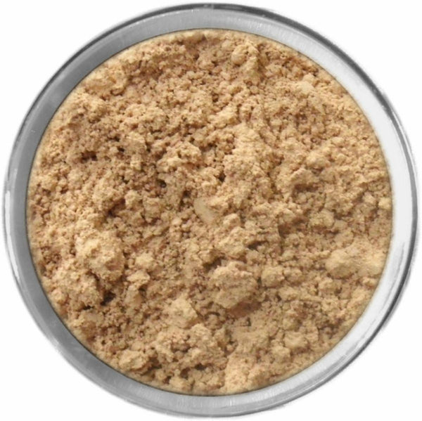 Natural Medium Minerals Foundation Loose Mineral Foundation M*A*D Minerals Makeup