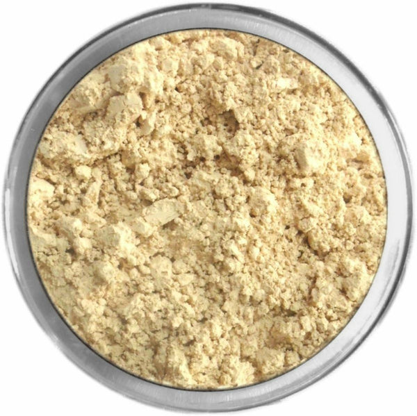 Olive Light Medium Mineral Foundation Loose Mineral Foundation M*A*D Minerals Makeup