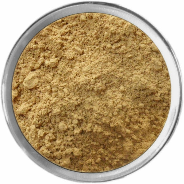 Olive Medium Tan Mineral Foundation