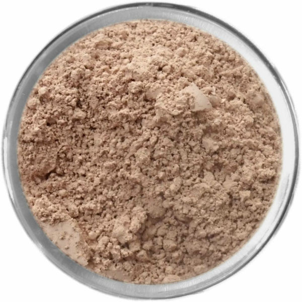 Rosy Medium Mineral Foundation Loose Mineral Foundation M*A*D Minerals Makeup