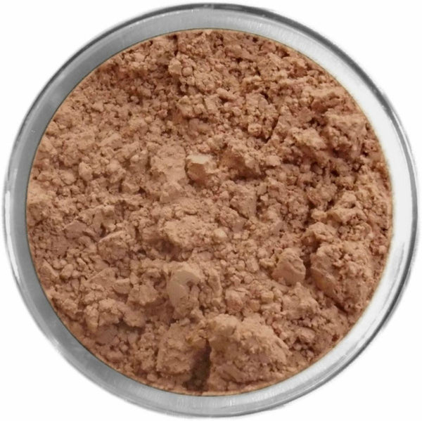 Rosy Tan Mineral Foundation Loose Mineral Foundation M*A*D Minerals Makeup