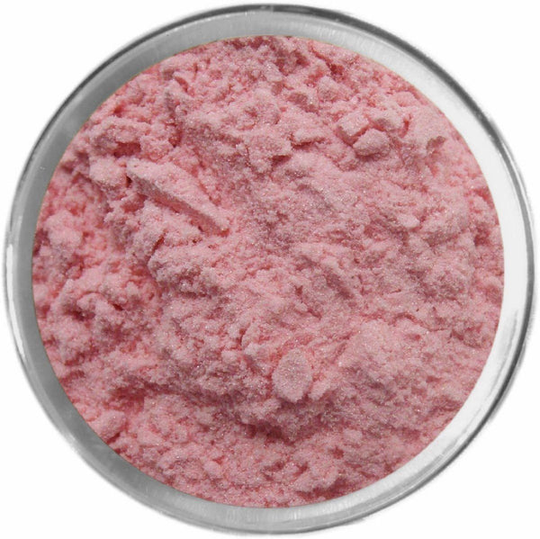 PINK ICING MINERAL FINISHING VEIL loose mineral setting finishing powder M*A*D Minerals Makeup