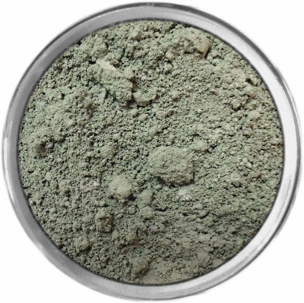 GREEN CLAY Multi-Use Loose Mineral Powder Pigment Color Loose Mineral Multi-Use Colors M*A*D Minerals Makeup