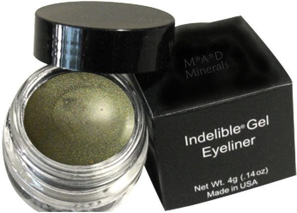 IVY LEAGUE INDELIBLE GEL EYELINER