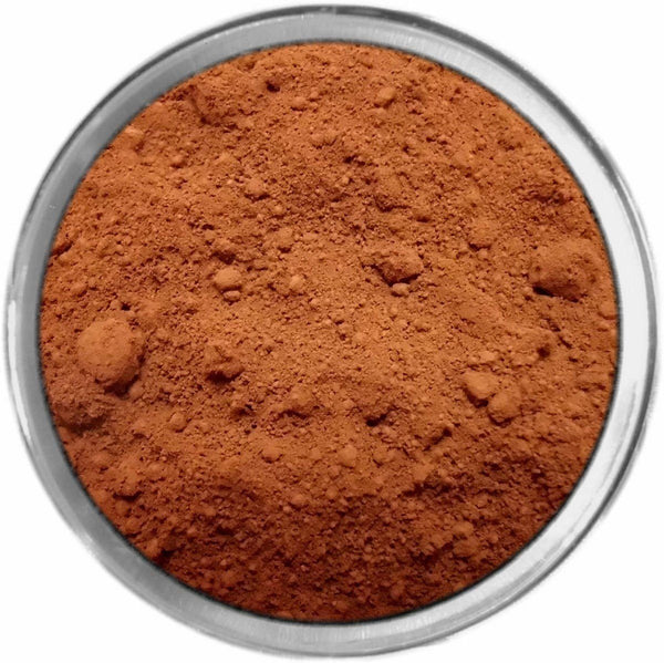 JAVA Multi-Use Loose Mineral Powder Pigment Color Loose Mineral Multi-Use Colors M*A*D Minerals Makeup
