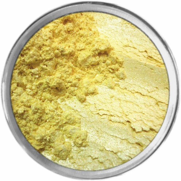 LEMON DROP Multi-Use Loose Mineral Powder Pigment Color Loose Mineral Multi-Use Colors M*A*D Minerals Makeup