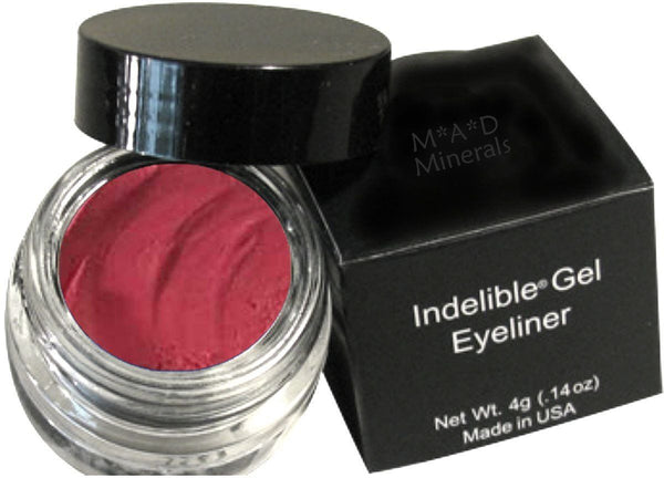 LOTUS INDELIBLE GEL EYELINER INDELIBLE GEL EYELINER M*A*D Minerals Makeup