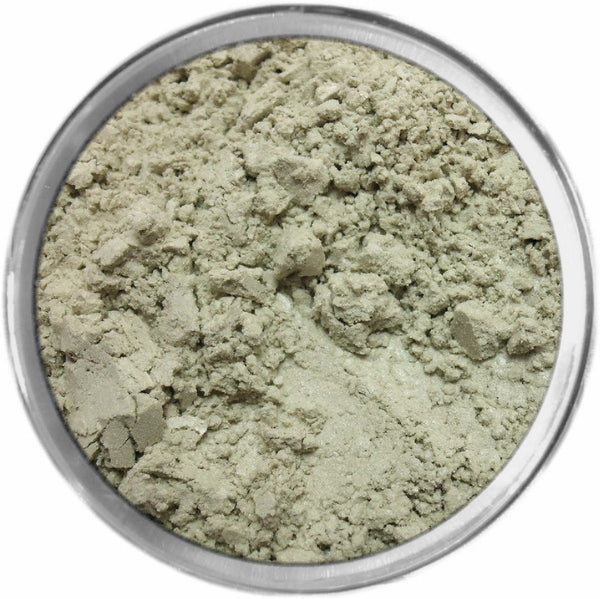 MINTY CREAM Multi-Use Loose Mineral Powder Pigment Color Loose Mineral Multi-Use Colors M*A*D Minerals Makeup