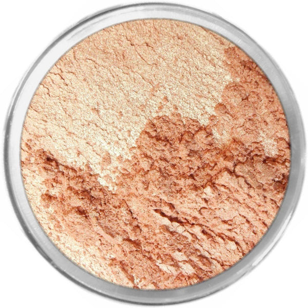New! STROBING HIGHLIGHTING MINERAL MAKEUP loose mineral setting finishing powder M*A*D Minerals Makeup