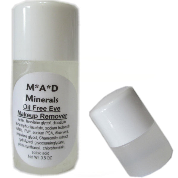 CHAMOMILE AND ALOE VERA OIL-FREE EYE MAKEUP REMOVER