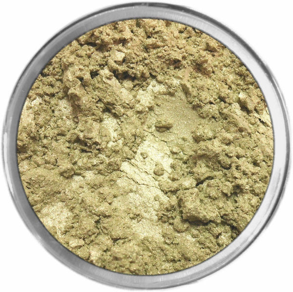 OLIVE Multi-Use Loose Mineral Powder Pigment Color Loose Mineral Multi-Use Colors M*A*D Minerals Makeup