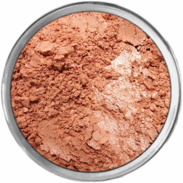 PEACH Multi-Use Loose Mineral Powder Pigment Color Loose Mineral Multi-Use Colors M*A*D Minerals Makeup