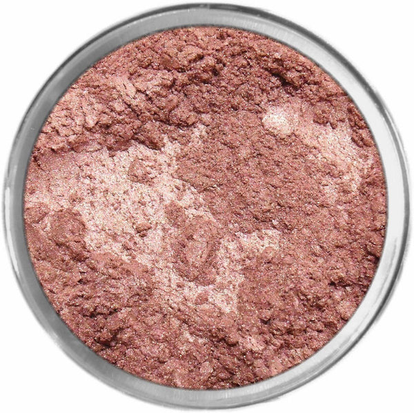 RUBY SUNSET Multi-Use Loose Mineral Powder Pigment Color Loose Mineral Multi-Use Colors M*A*D Minerals Makeup