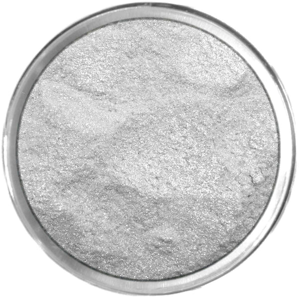 SNOW ANGEL Multi-Use Loose Mineral Powder Pigment Color Loose Mineral Multi-Use Colors M*A*D Minerals Makeup