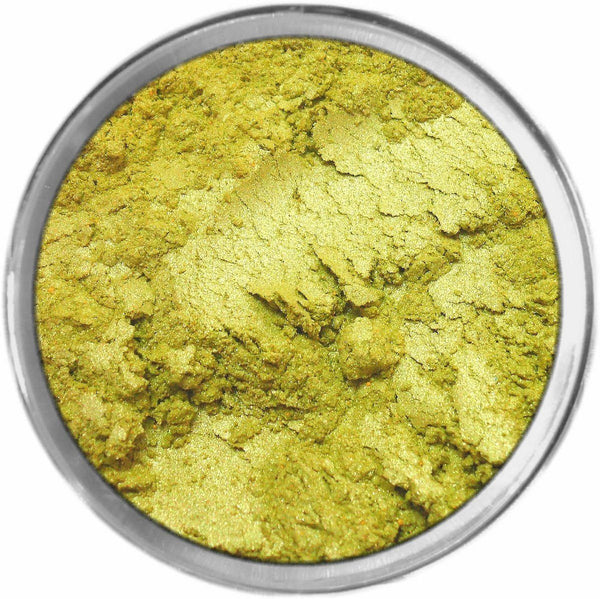 SOUR APPLE Multi-Use Loose Mineral Powder Pigment Color Loose Mineral Multi-Use Colors M*A*D Minerals Makeup