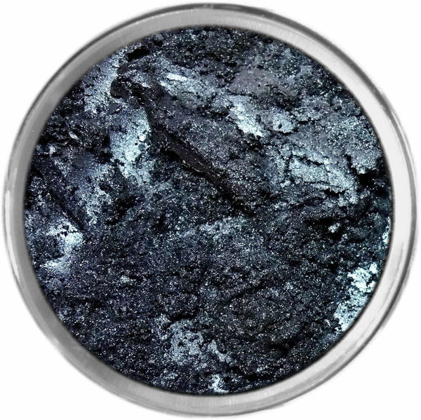 SULTRY BLUE Multi-Use Loose Mineral Powder Pigment Color Loose Mineral Multi-Use Colors M*A*D Minerals Makeup