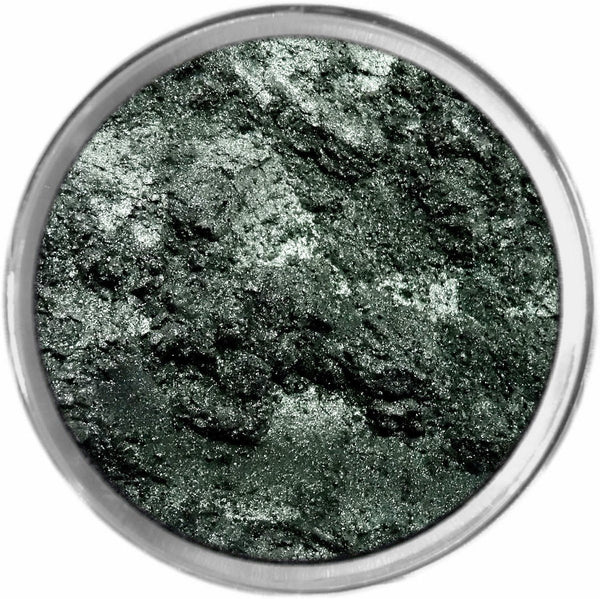 SULTRY GREEN Multi-Use Loose Mineral Powder Pigment Color Loose Mineral Multi-Use Colors M*A*D Minerals Makeup