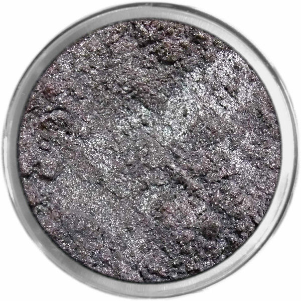 SULTRY SILVER Multi-Use Loose Mineral Powder Pigment Color Loose Mineral Multi-Use Colors M*A*D Minerals Makeup