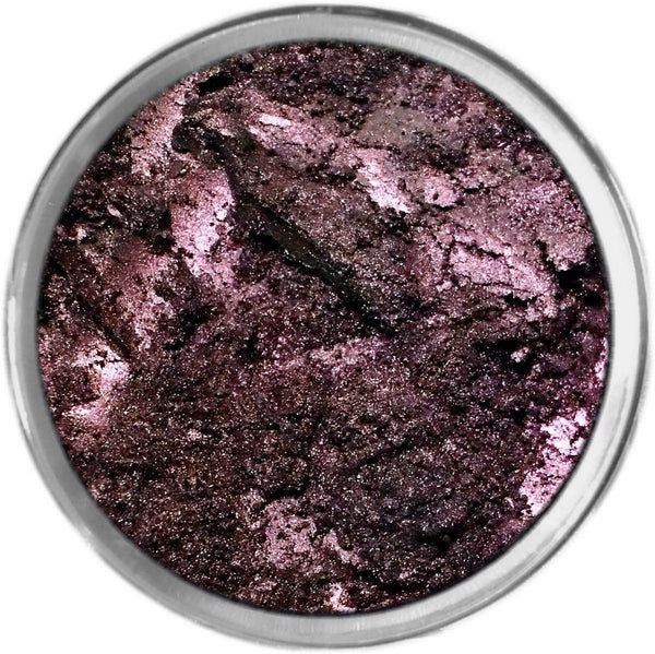 SULTRY WINE Multi-Use Loose Mineral Powder Pigment Color Loose Mineral Multi-Use Colors M*A*D Minerals Makeup