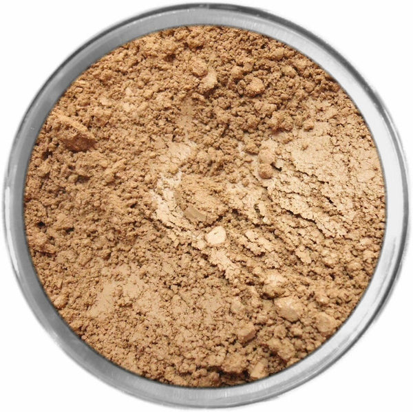 SUNSET BEIGE Multi-Use Loose Mineral Powder Pigment Color Loose Mineral Multi-Use Colors M*A*D Minerals Makeup