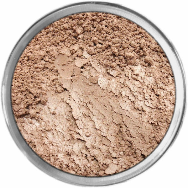 TAUPE Multi-Use Loose Mineral Powder Pigment Color Loose Mineral Multi-Use Colors M*A*D Minerals Makeup