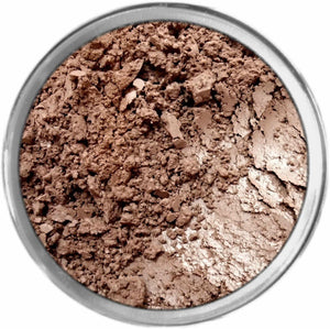 TOFFEE Multi-Use Loose Mineral Powder Pigment Color Loose Mineral Multi-Use Colors M*A*D Minerals Makeup