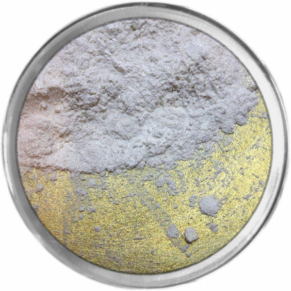 WHISPER GOLD Multi-Use Loose Mineral Powder Pigment Color Loose Mineral Multi-Use Colors M*A*D Minerals Makeup