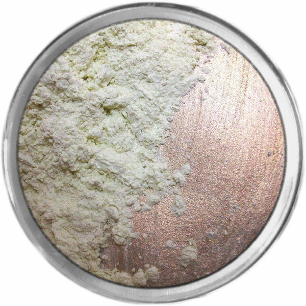 WHISPER ORANGE Multi-Use Loose Mineral Powder Pigment Color Loose Mineral Multi-Use Colors M*A*D Minerals Makeup