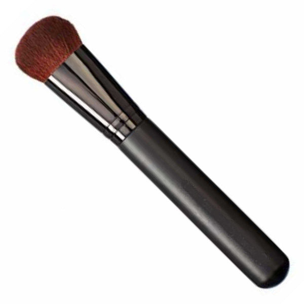Chubby Blender Makeup Brush 100% Synthetic Cruelty Free & Vegan VEGAN MAKEUP BRUSH M*A*D Minerals Makeup