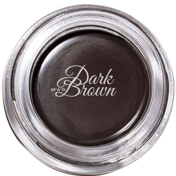 DARK BROWN Indelible Gel Brow Liner