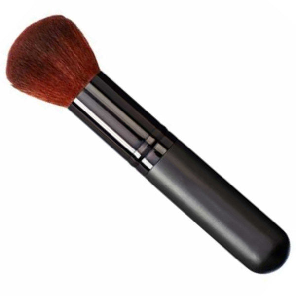 Jumbo Buffer Makeup Brush 100% Synthetic Cruelty Free & Vegan VEGAN MAKEUP BRUSH M*A*D Minerals Makeup